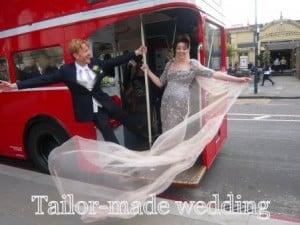 Matrimonio a Londra.