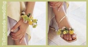 Accessori floreali.