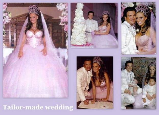 Peter Andre Katie Price Wedding
