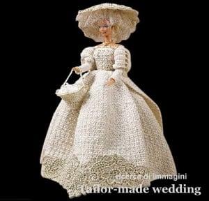 10 abiti da sposa insoliti.