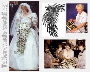 Il bouquet di Lady Diana.