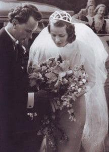 Abiti da sposa. Ispirazione anni '30.