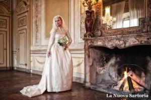 Sposa d'inverno.