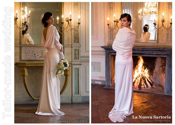 Matrimonio Porta Romana : Abiti da sposa con le maniche per il matrimonio d inverno