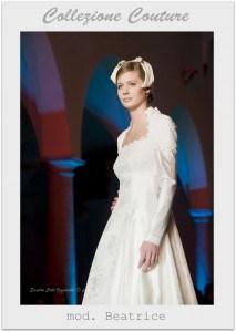 Collezione Couture: modello Beatrice