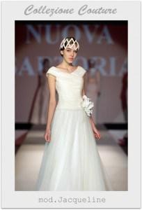 Collezione Couture: modello Jacqueline