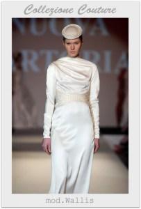 Collezione Couture: modello Wallis