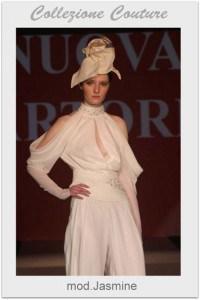 Collezione Couture: modello Jasmine.