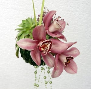 Il bouquet a pomander e la sua evoluzione