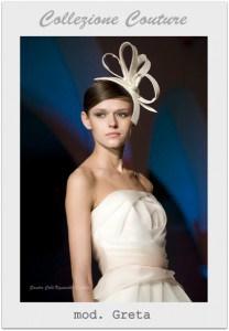 Collezione Couture: modello Greta