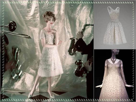 Yves Saint Laurent. Collezione Trapezio, 1958.  La Nuova Sartoria ...