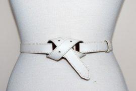 Dettagli: le cinture