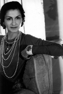 I bracciali di Cocò Chanel.