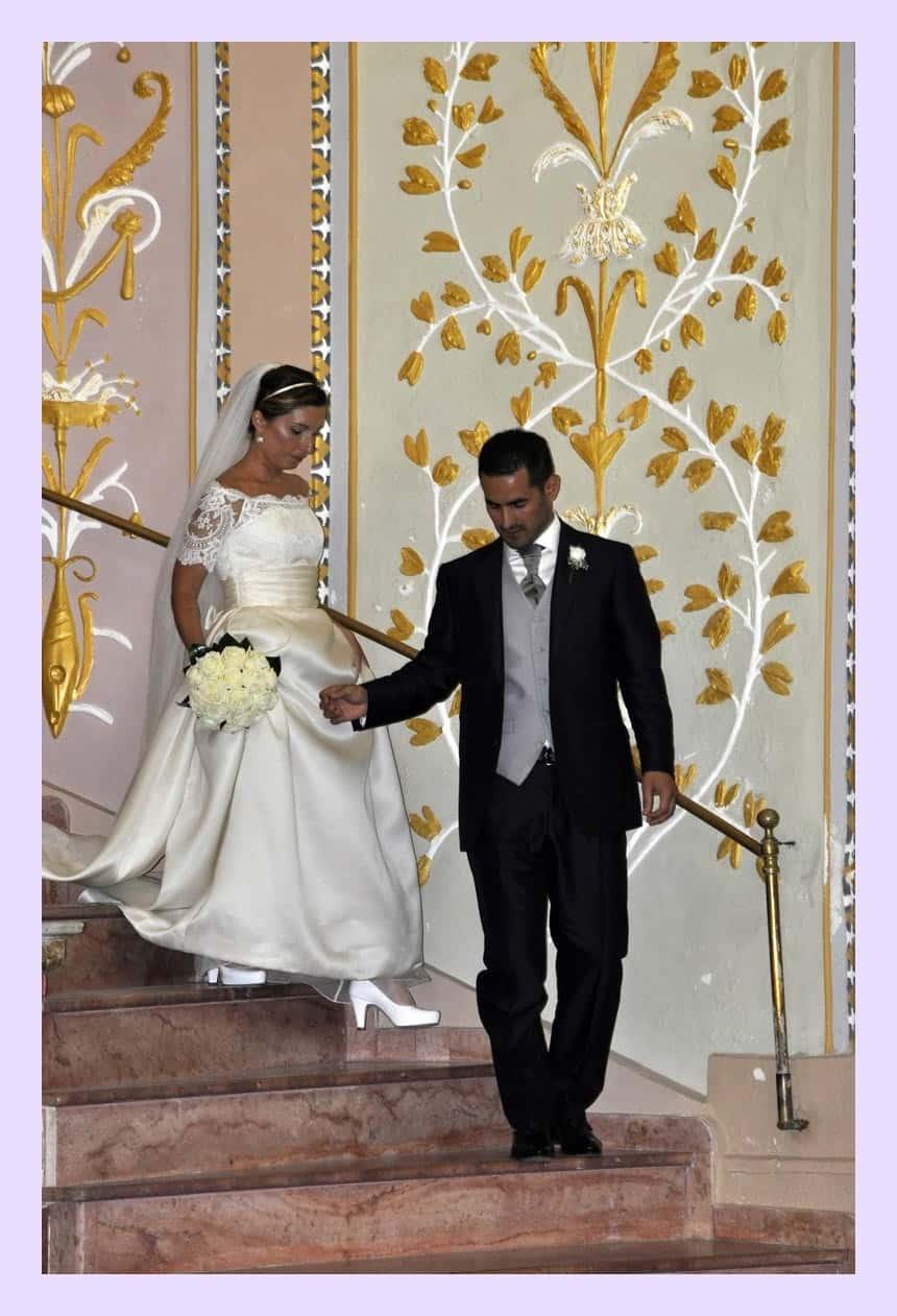 bon ton del matrimonio