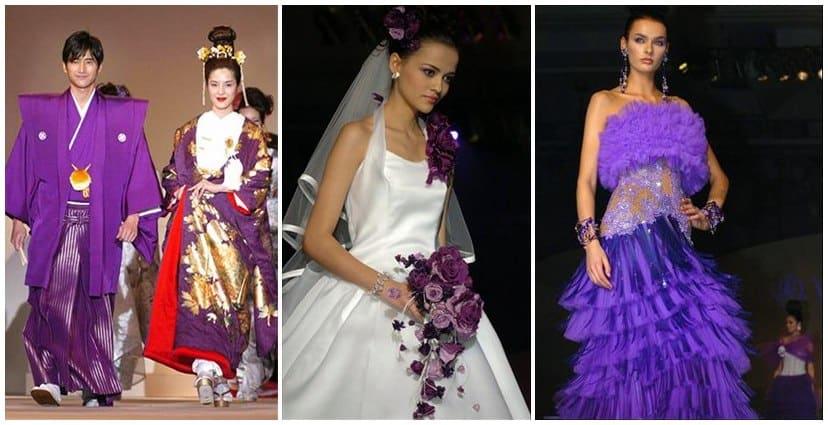 Super Uno sguardo all'estero: abito da sposa tradizionale giapponese. FI87
