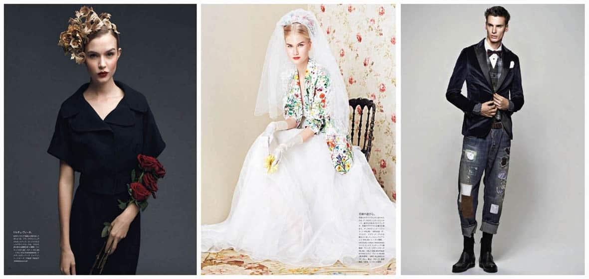 Connu Uno sguardo all'estero: abito da sposa tradizionale giapponese. WJ61