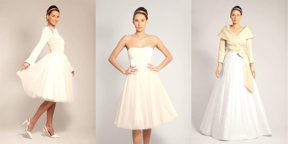 abiti da sposa componibili con le gonne
