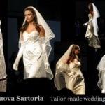 abiti da sposa sfilate