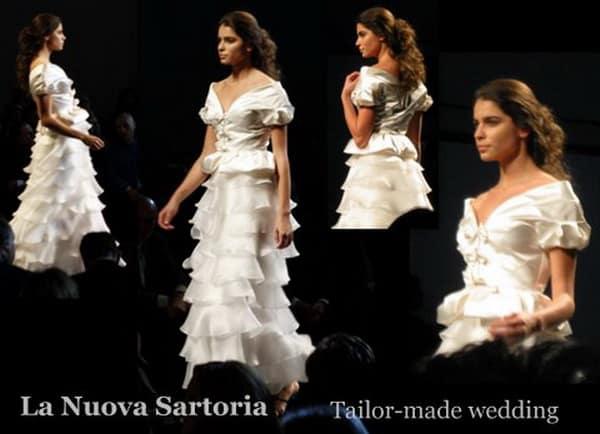 sposa couture milano