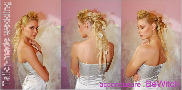 acconciature da sposa di tendenza