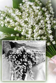 bouquet mazzolino di Grace Kelly