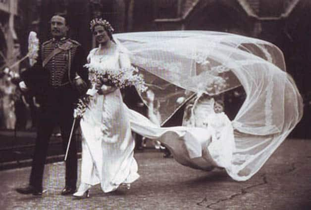 abiti da sposa anni '30