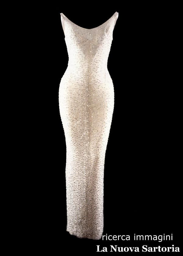 abito di Marilyn Monroe
