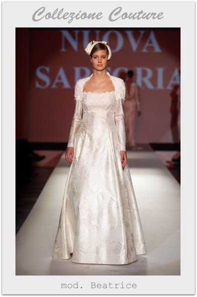 abito da sposa couture