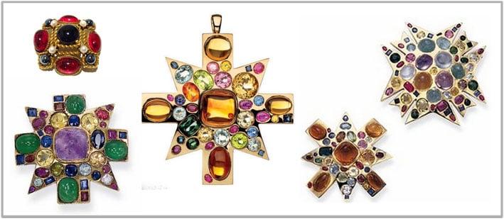 gioielli di Fulco Verdura
