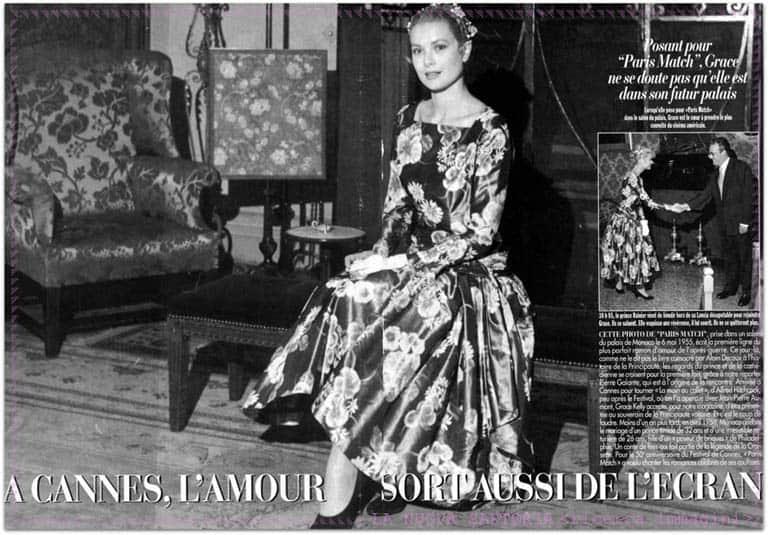 Grace Kelly a Monaco_1955