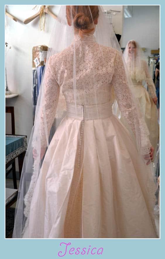 abito da sposa mod. Grace