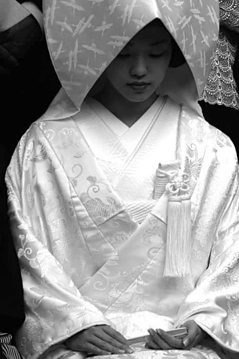 sposa tradizionale giapponese