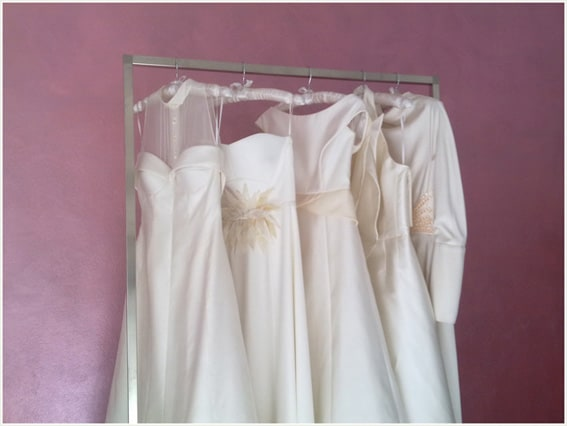 abiti da sposa@La Nuova Sartoria