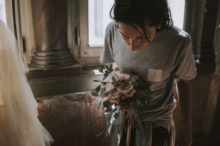 fornitori di nozze: bouquet della sposa