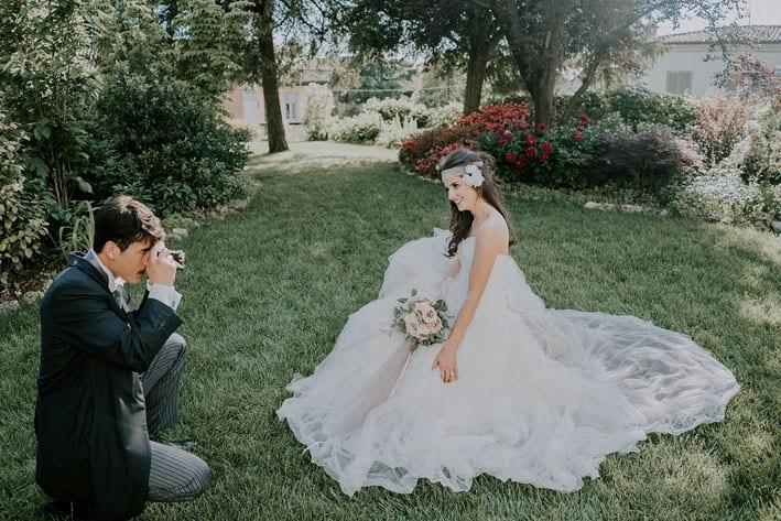 sposa di Talea Couture