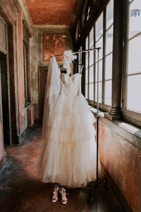 vestito da sposa di Talea Couture