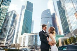 matrimonio a Mosca