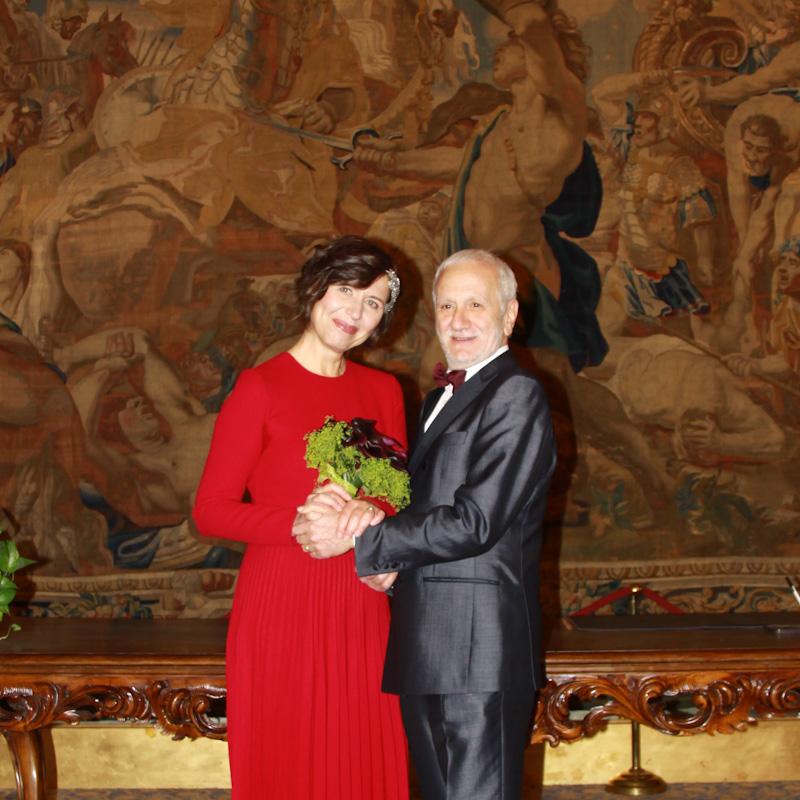 Elena e Leo matrimonio Milano
