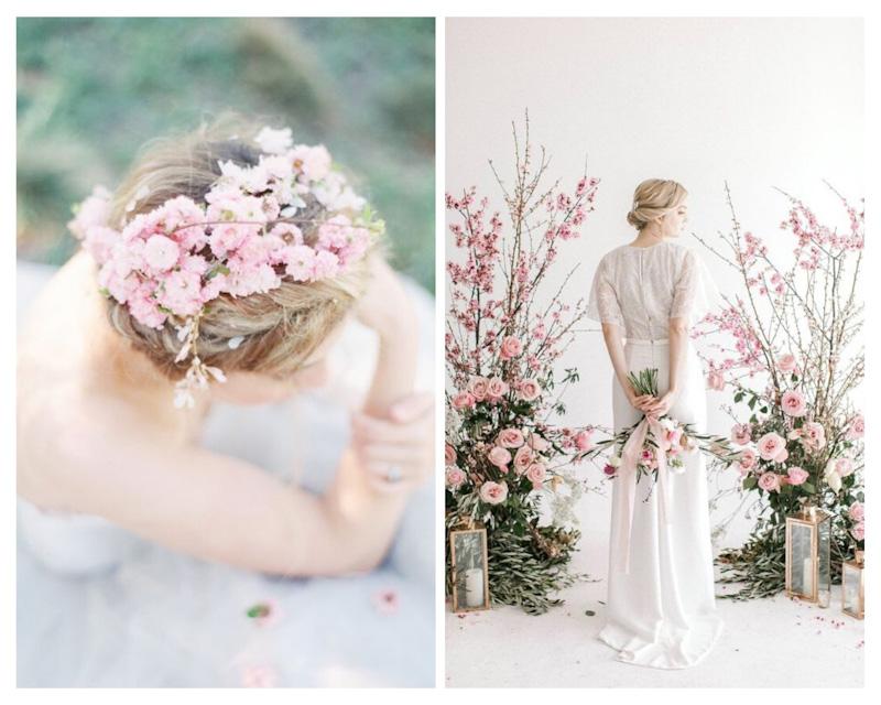 fiori per matrimonio tendenze