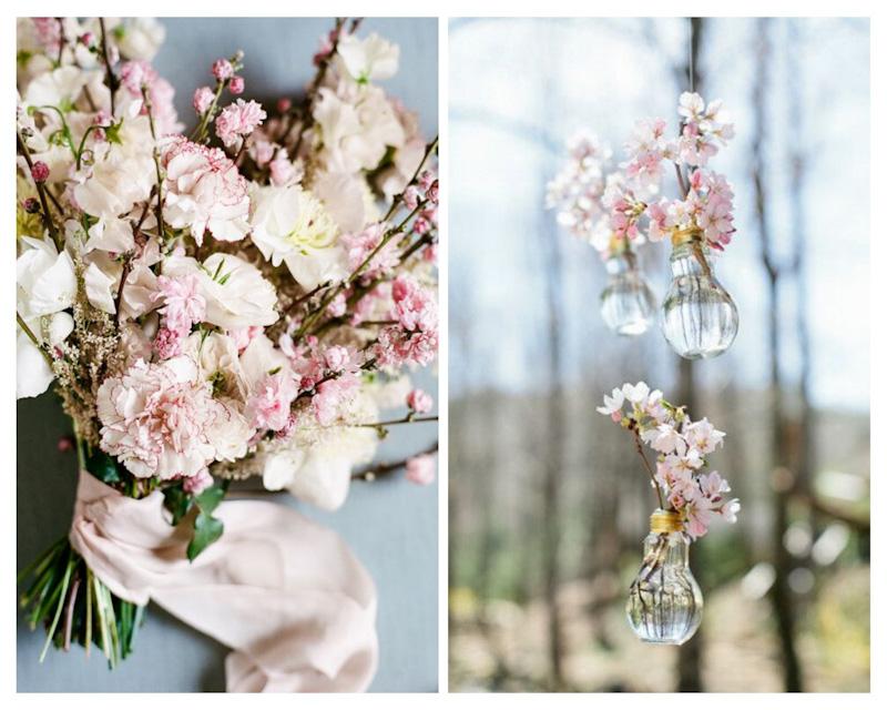 fiori per matrimonio nuove tendenze 2020