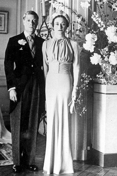 Duchi Windsor matrimonio, 1937