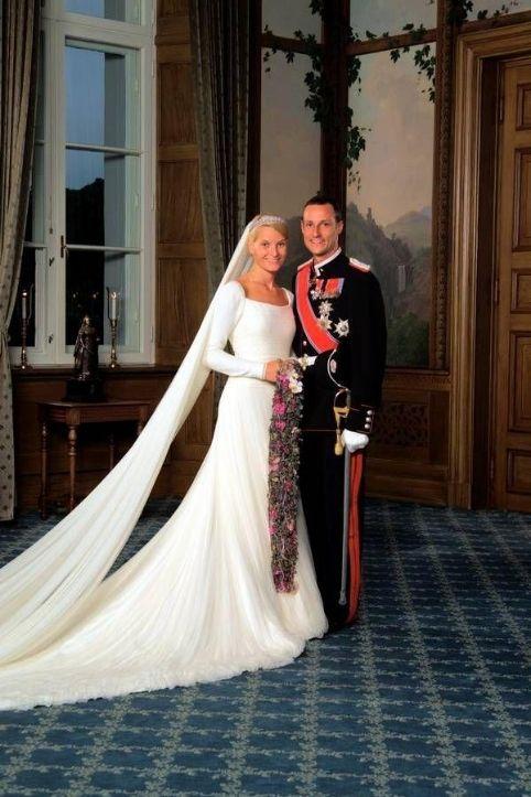 matrimonio-regale-Mette-Marit-principe-Haakon-di-Norvergia