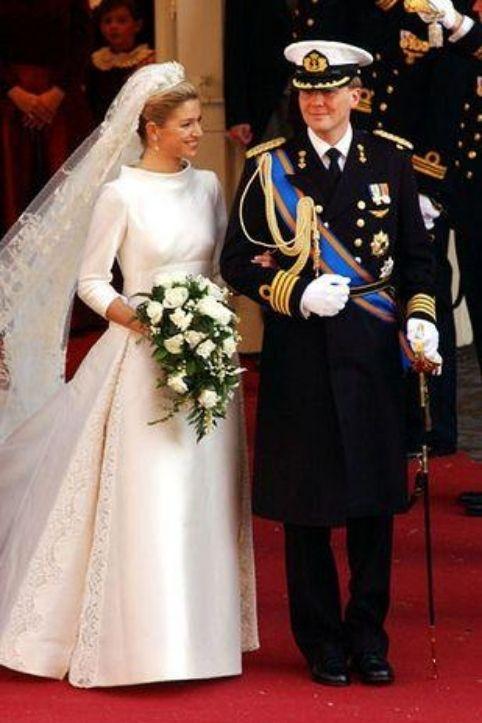 matrimonio-regale-Principe-Wilhelm-Alexander-di-Olanda-Maxima-Zorreguieta-Cerruti-2002