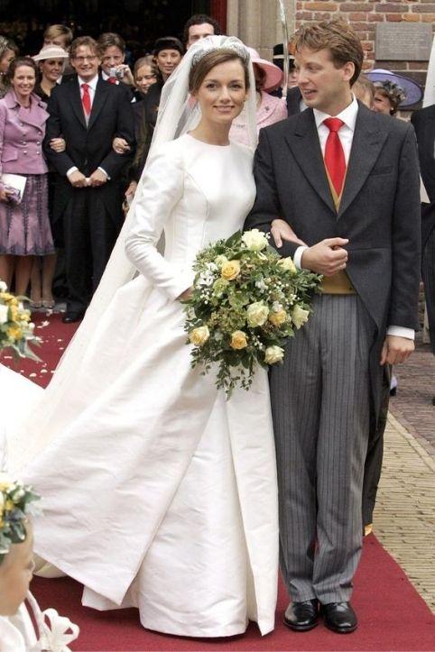 matrimonio regale-principe-floris-van-orange-nassau-van-aimee-sohngen-2005