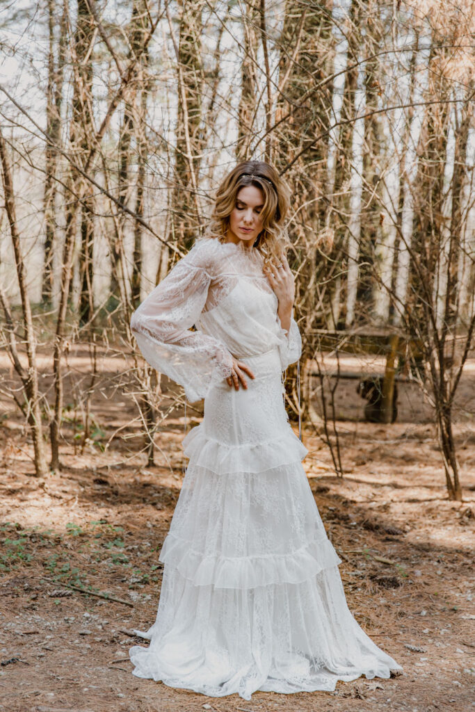 abito da sposa milano talea couture mod. Amelie