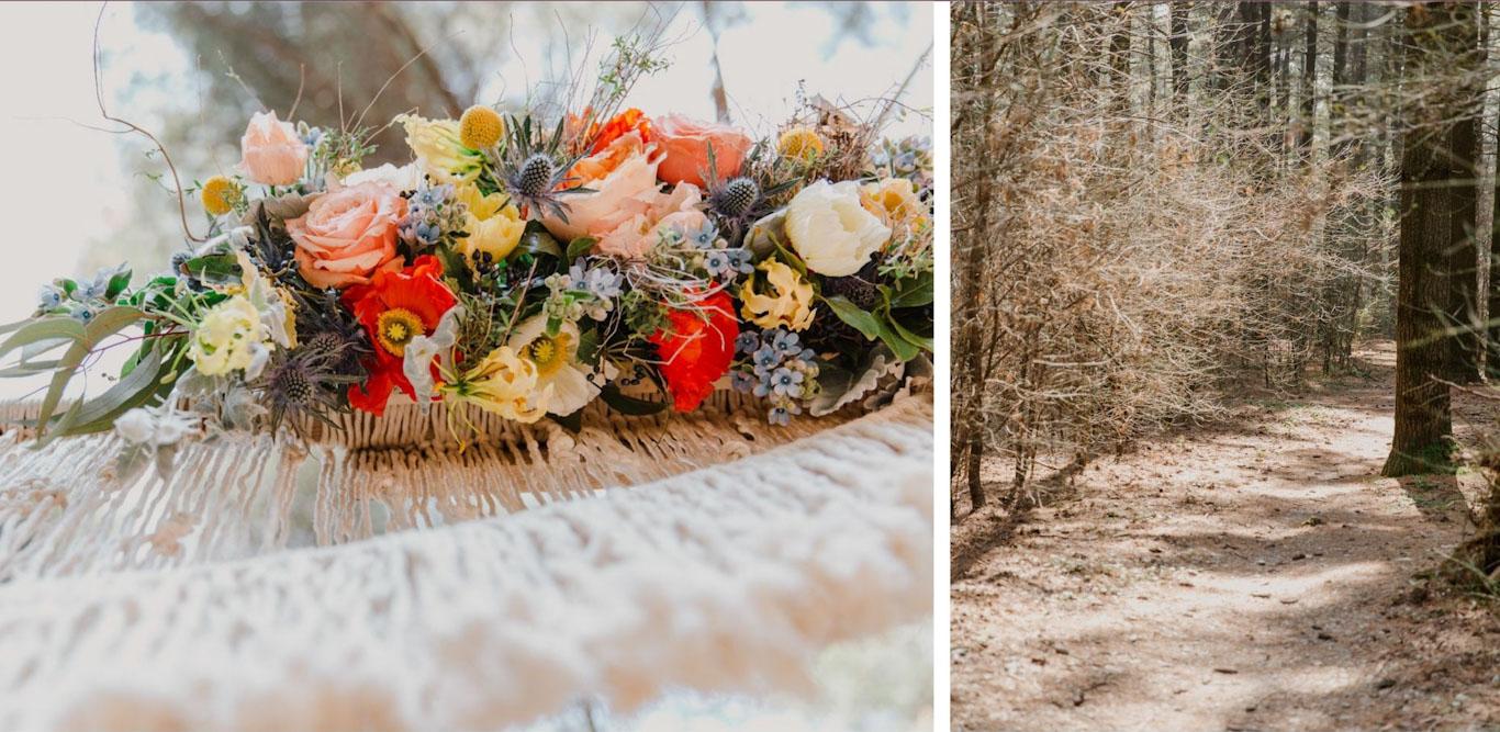 matrimonio allestimento floreale