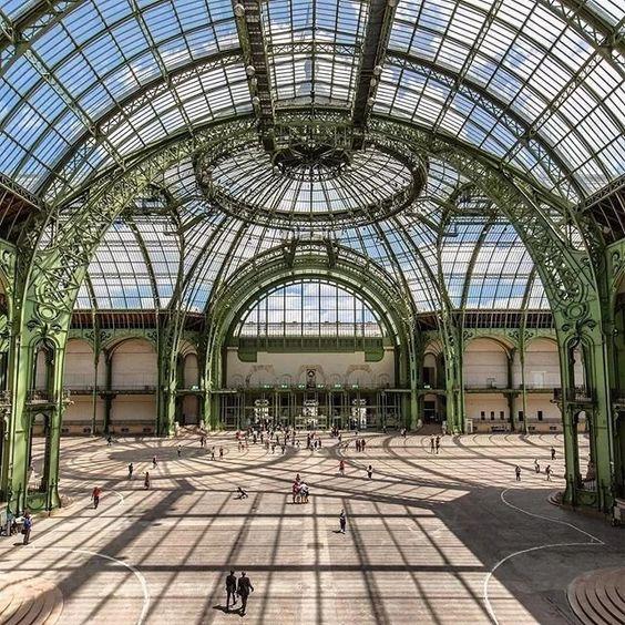 grand palais parigi