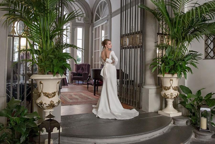 abito da sposa talea couture a firenze