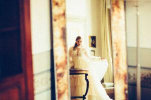 varietà di stili di abiti da sposa talea couture